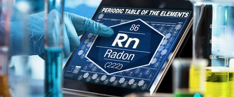 mesure du radon