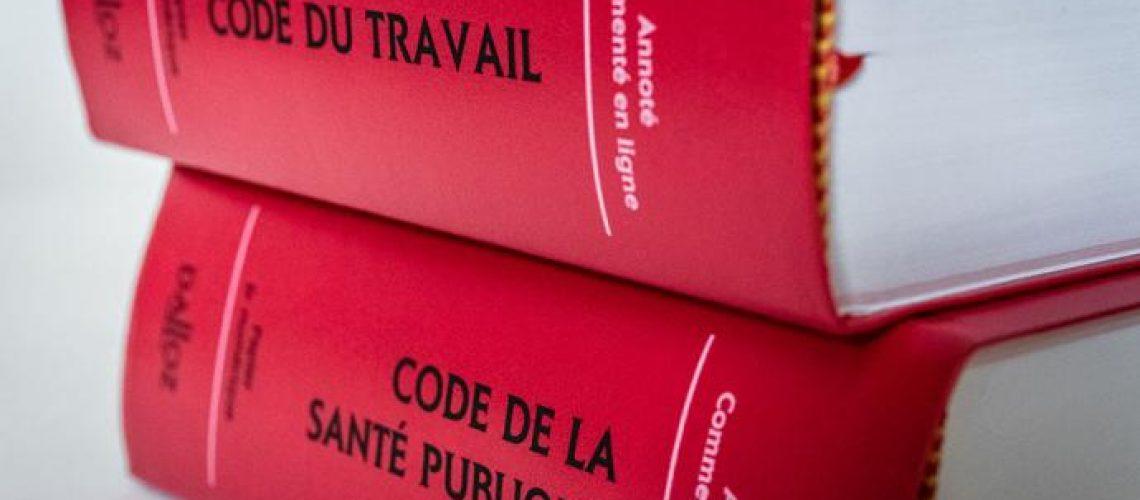 Reglementation codes